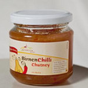 Birnen - Chili - Chutney